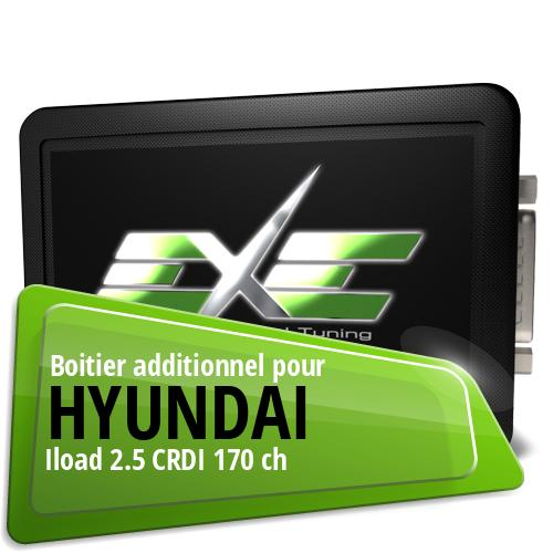 Boitier additionnel Hyundai Iload 2.5 CRDI 170 ch